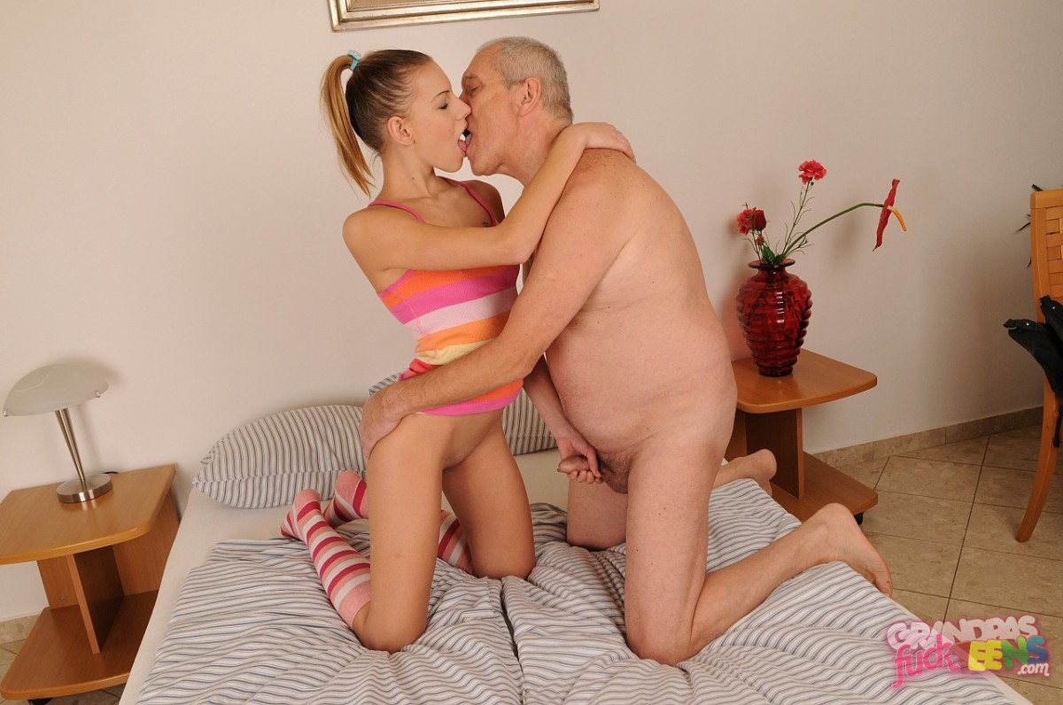grandpa does teen xxx