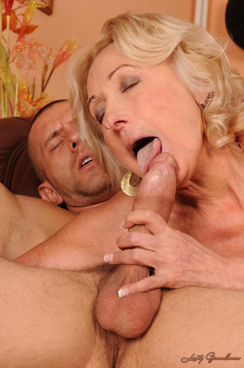 Grann porn free video