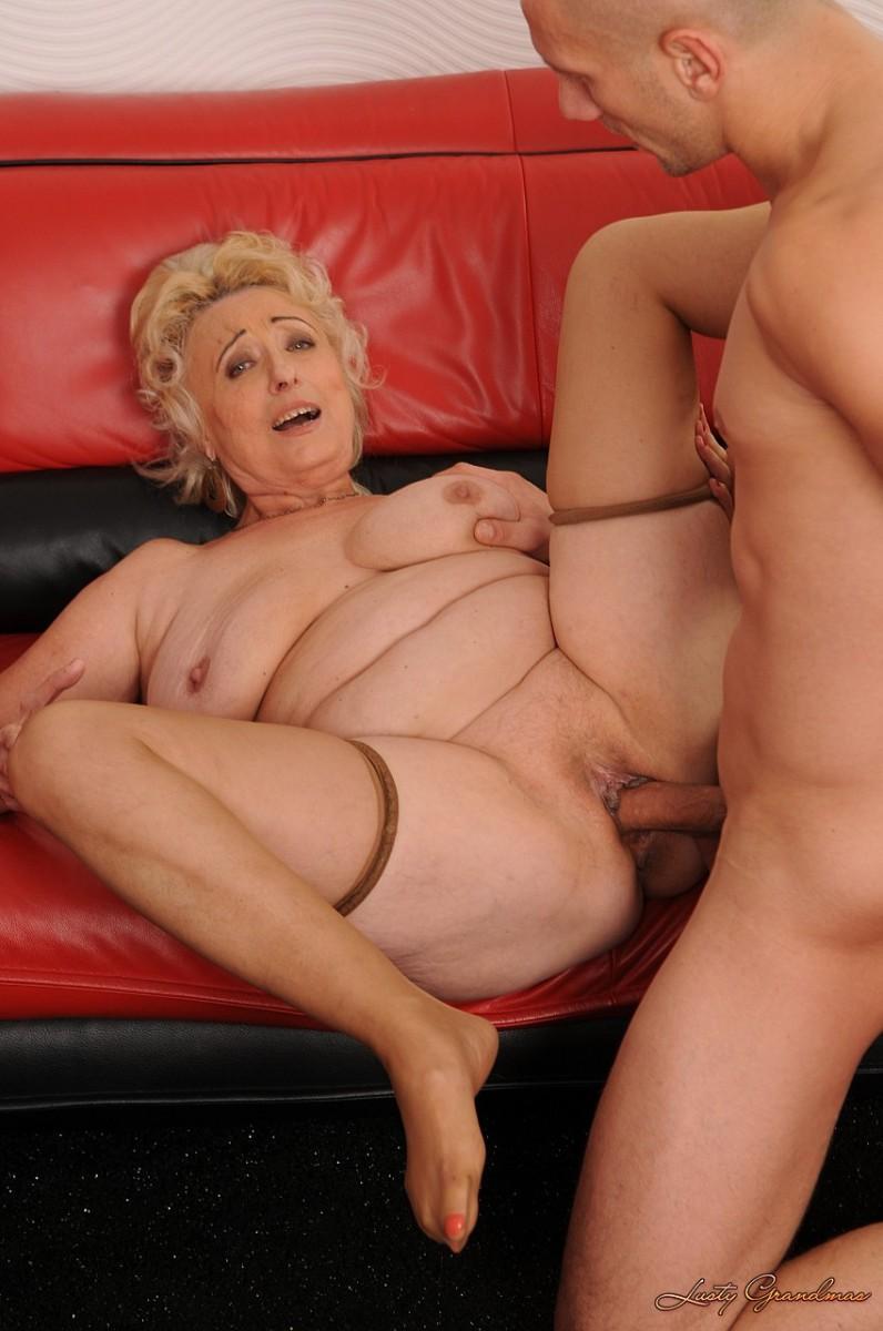 порно со старыми тетками