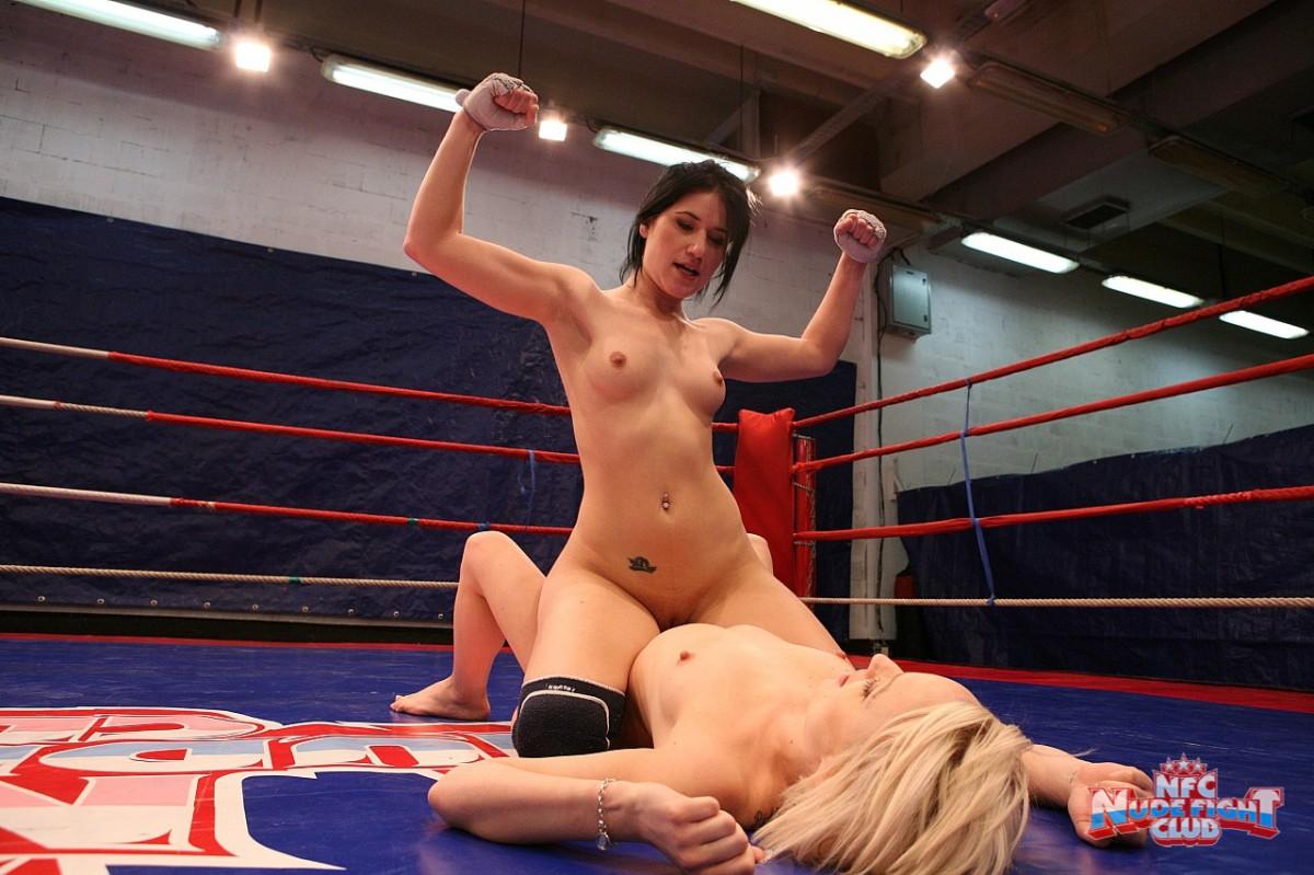 Порно клип драки