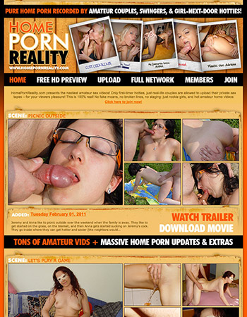 Home Porn Reality Review Main Page
