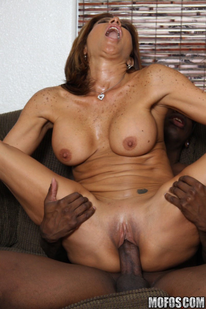 Big tits flashing