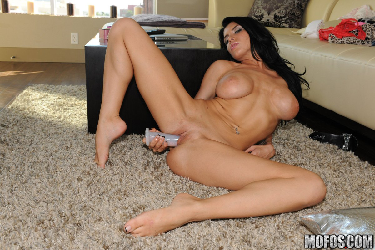 Mofos shes a freak kelly surfer the big black dildo 1