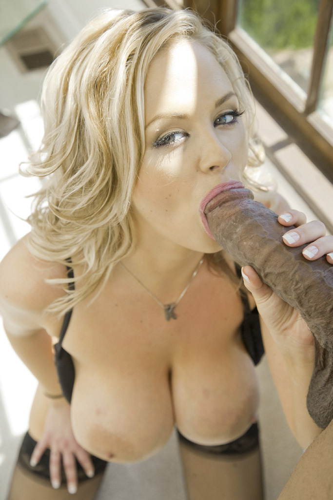 Sucking big black dick gay
