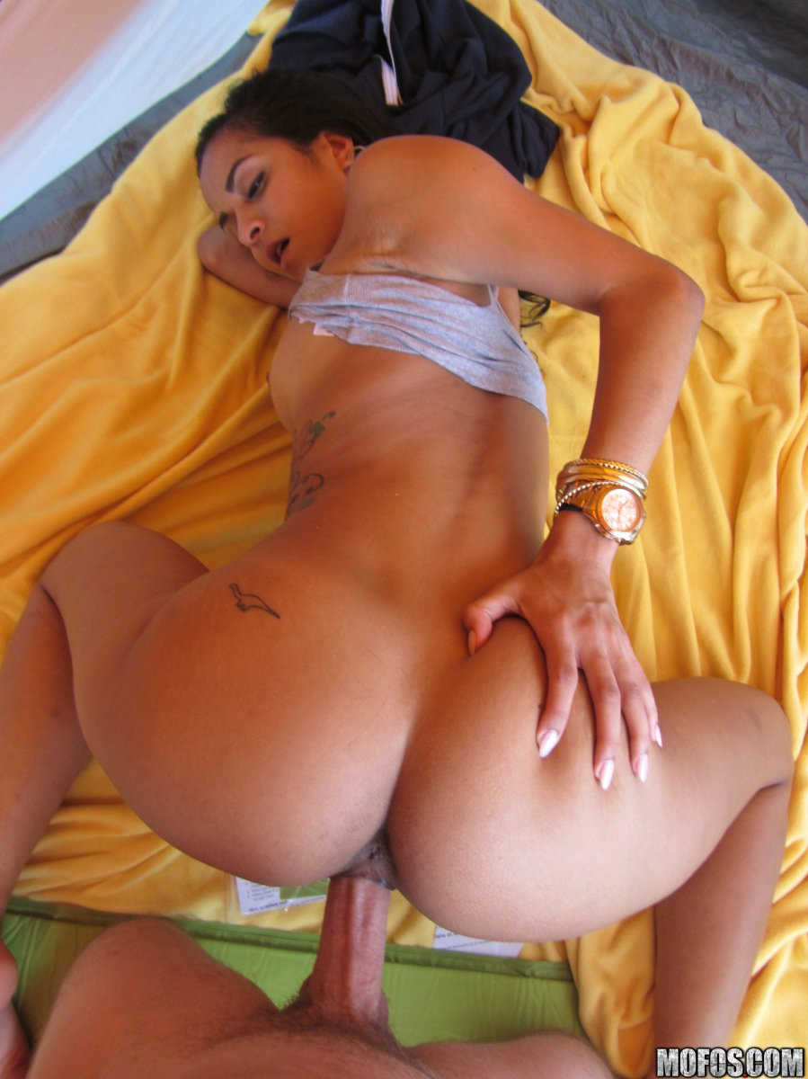 Big butt latina tube