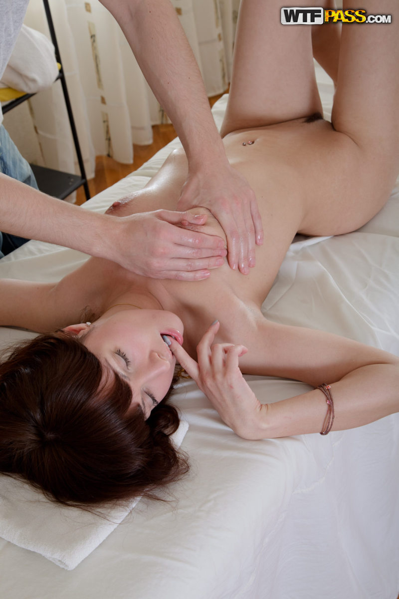 Girl Girl Massage Video